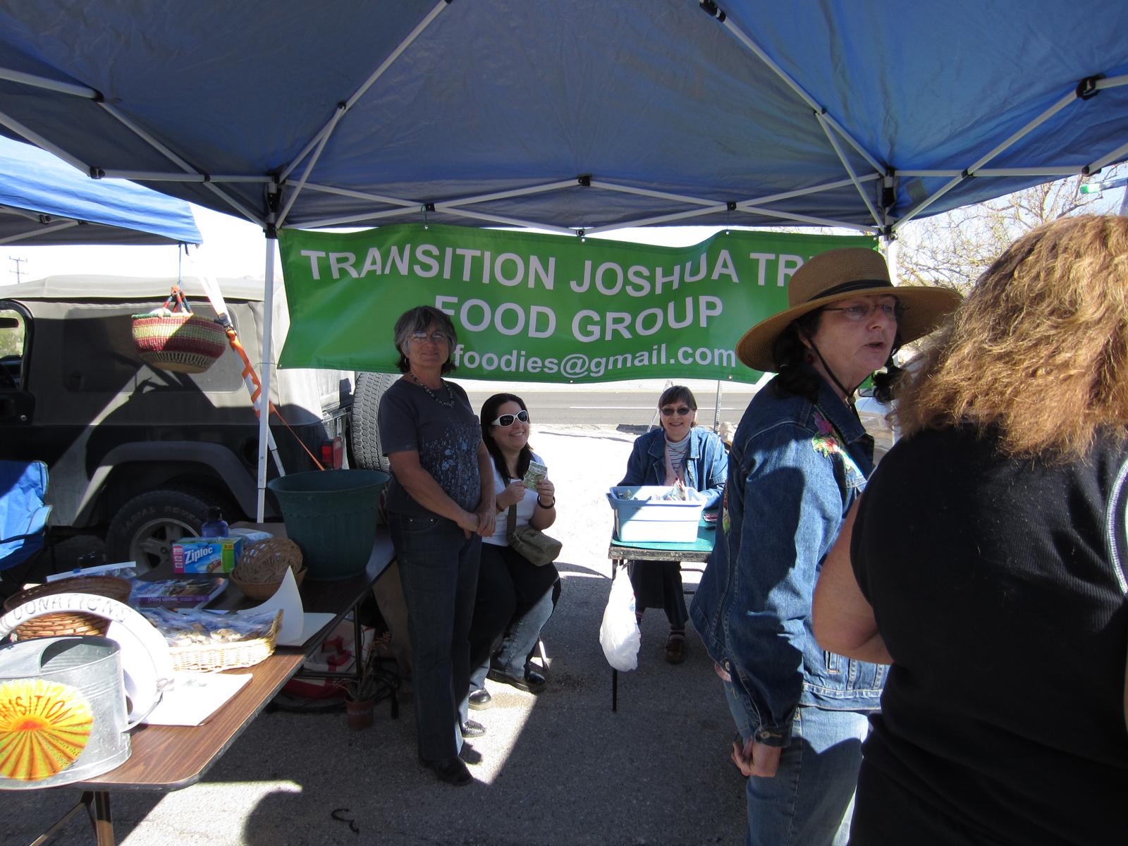 Farmer's Market Seed Swap 2012