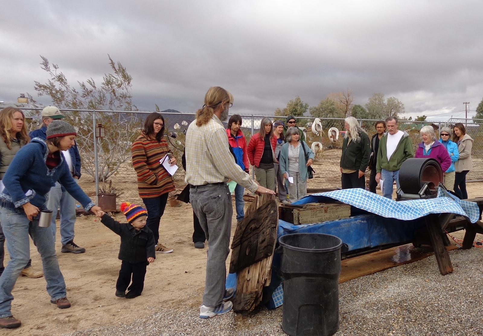 Rainwater Harvesting1_Unveiling the gutter maker_2013_0126