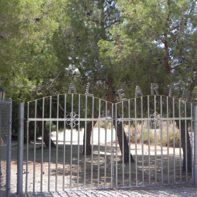 Cal Earth Gates