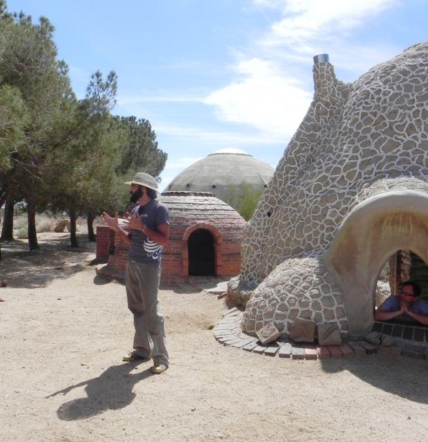 Hooman and Domes