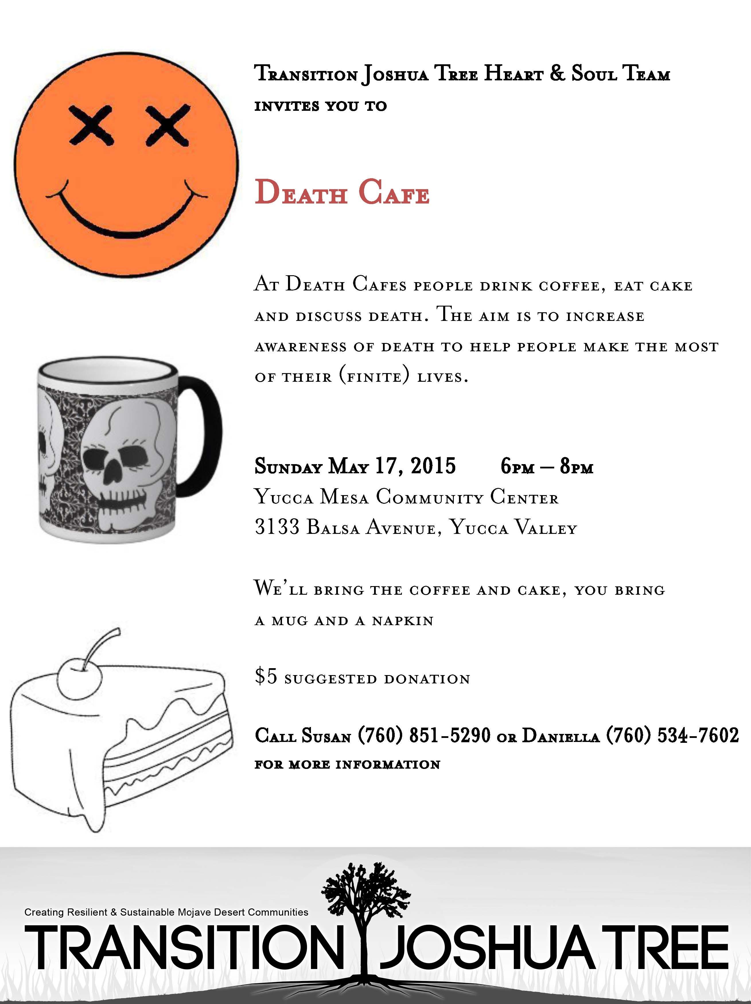 Death Cafe 5-17-15