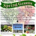 Spring Green April 2016 Flyer V3 Small